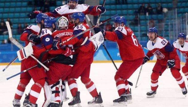Чехія, ОАР, Канада і Німеччина вийшли у півфінал хокейного турніру