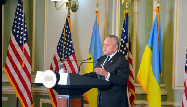 U.S. Deputy Secretary of State calls on Ukrainian parliament to pass law on national security