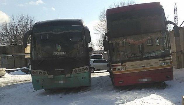 СБУ заблокировала нелегальные перевозки из оккупированного Донбасса через РФ