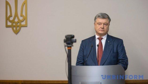 Poroshenko: Ukraine to impose sanctions on Deripaska, other Russian oligarchs