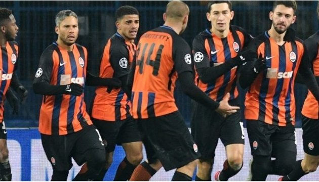 Champions League: Schachtar dreht das Spiel gegen AS Rom in Charkiw - Bilderstrecke