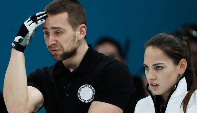 Росіяни Крушельницький і Бризгалова повернуть медалі Ігор у керлінгу
