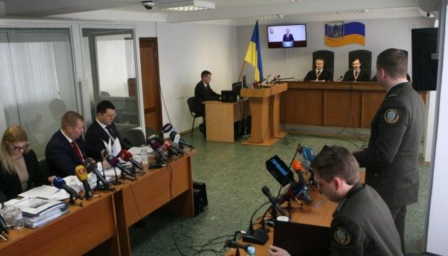 Госизмена Януковича: суд хочет допросить шесть свидетелей защиты за день