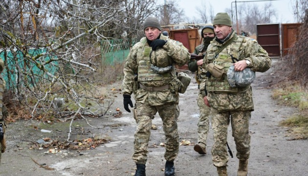 Ukraine's General Staff prepares several plans for counteracting special forces of Russian Federation