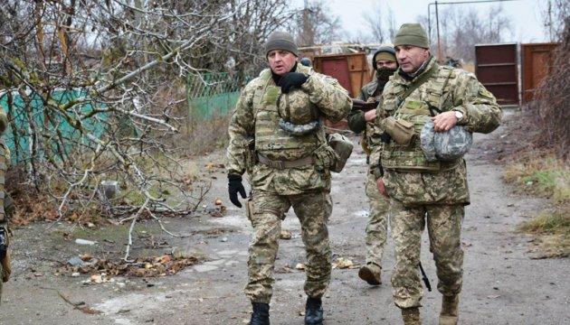 Muzhenko: Operación antiterrorista en Donbas será reformateada en Operación de las Fuerzas Unidas