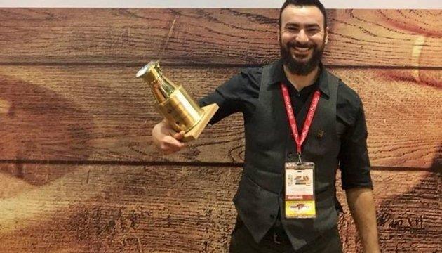 Ukrainian barista becomes 2018 Cezve/Ibrik Champion