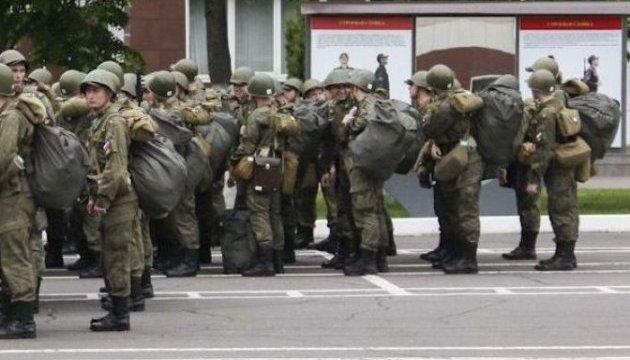 РФзабросила наДонбасс новых военных— Штаб