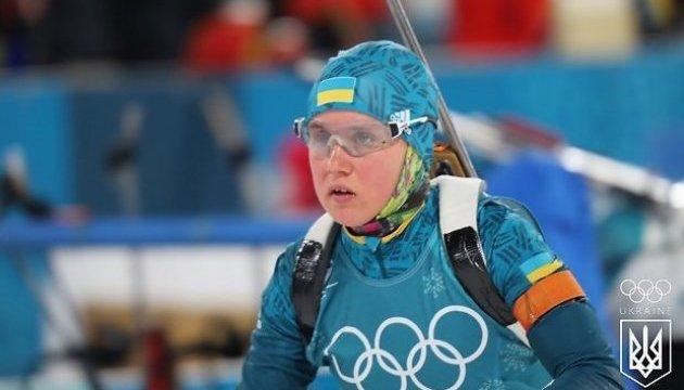 Біатлоністка Анастасія Меркушина: На Олімпіаді отримала колосальний досвід