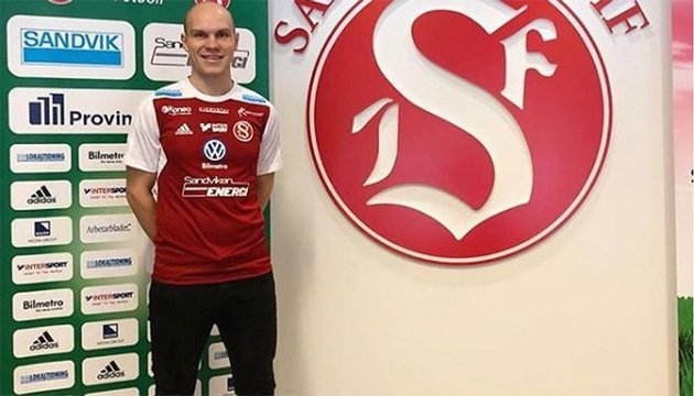 Футбол: українець Койдан гратиме у третьому шведському дивізіоні