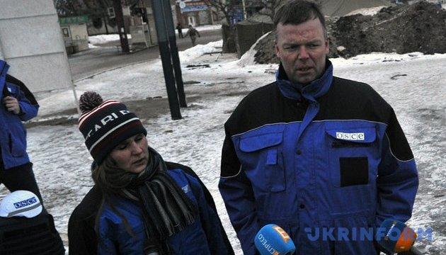OSCE observers record over 8,000 violations in eastern Ukraine last week – Hug