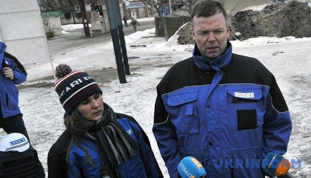 ОБСЄ планує розширити присутність за лінію фронту на Донбасі