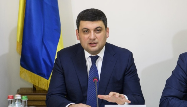 Groysman leaves on official visit to Latvia