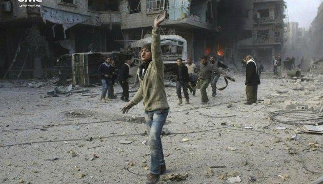 Кількість загиблих у Східній Гуті сягнула 400 осіб - правозахисники