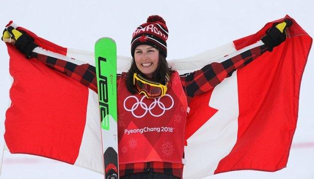 Канадська фристайлістка Серва виграла у Пхьончхані скі-крос