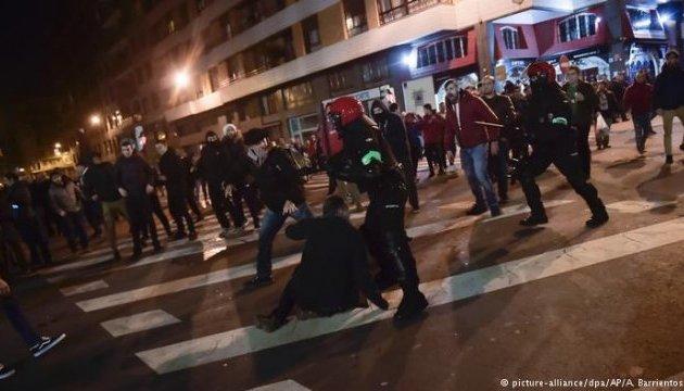 Російські ультрас влаштували бійку з фанатами