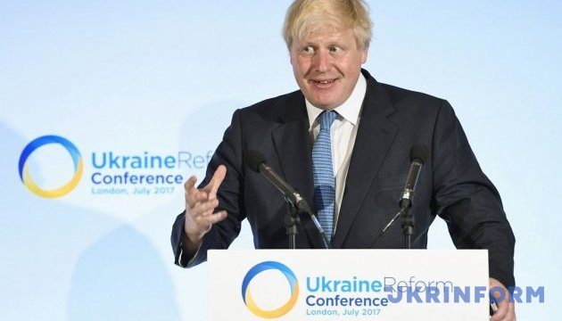 UK Foreign Secretary assures that Brexit will not affect relations with Ukraine