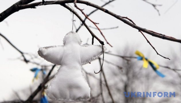 Ангели пам'яті, допит Порошенка й рідкісні велетні