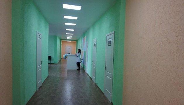 В ОТГ Черкащини відкрили першу амбулаторію сімейної медицини