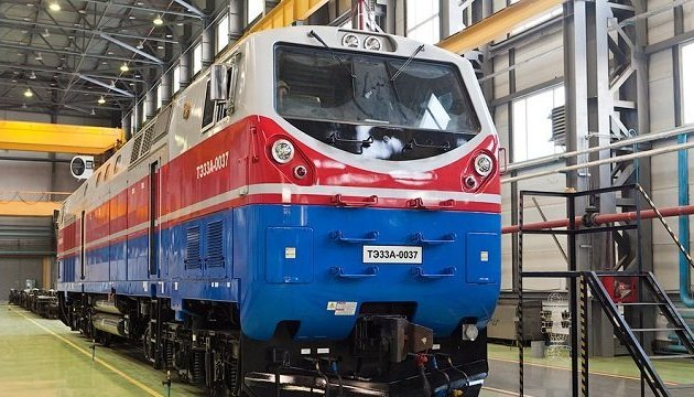 Миллиардный контракт с General Electric закроет потребность в локомотивах для УЗ - источник