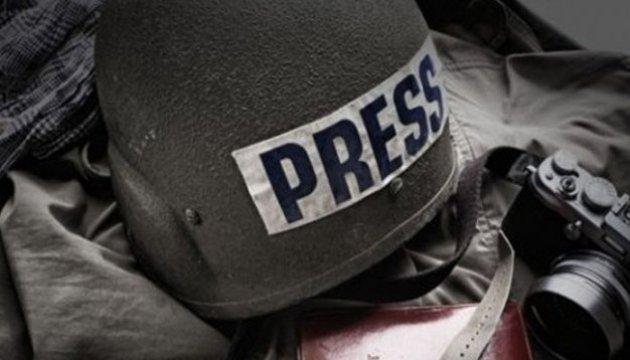 Journalisme : changement de règles pour les accréditations de travail dans le Donbass