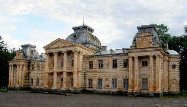 Палац графа Бадені на Тернопільщині планують оновити