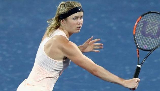 Svitolina avanza a la final del torneo WTA de Dubái tras vencer a Kerber