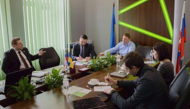 Словацкая NAFTA может вложить $200 миллионов в газодобычу в Украине