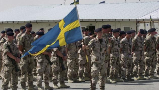 Швеція через загрозу від РФ хоче вдвічі збільшити армію
