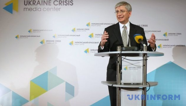 Украинская диаспора призвала помогать переселенцам