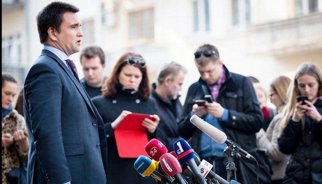 МЗС робить усе можливе, щоб Москві не вдалося закрити тему Криму назавжди