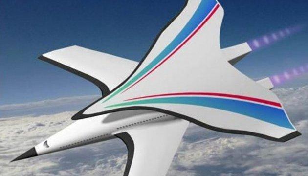 Китайские ученые представили концепт гиперзвукового самолета