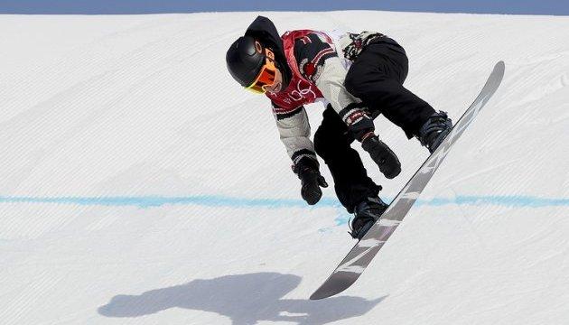 Канадський сноубордист Тутан переміг у Пхьончхані в біг-ейрі