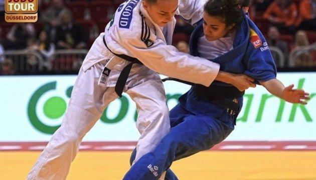 """Judokas Bilodid y Zantaraya ganan el """"oro"""" y la """"plata"""" en Alemania"""