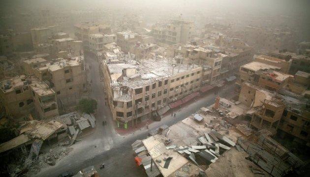 Сирія запросила спостерігачів Організації із заборони хімзброї до Східної Гути