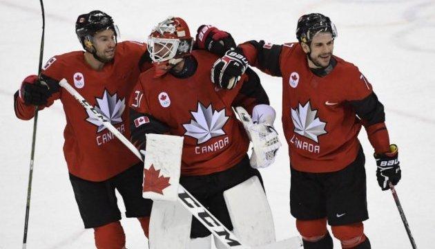 Збірна Канади – бронзовий призер чоловічого хокейного турніру