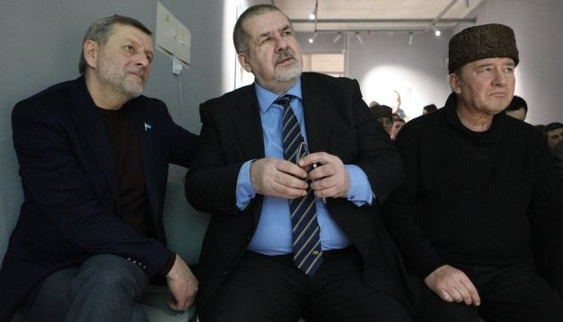 """Чубаров каже, що """"умовні Константинови і Аксенови"""" мають забратися з Криму"""