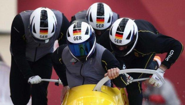 Немецкий экипаж выиграл