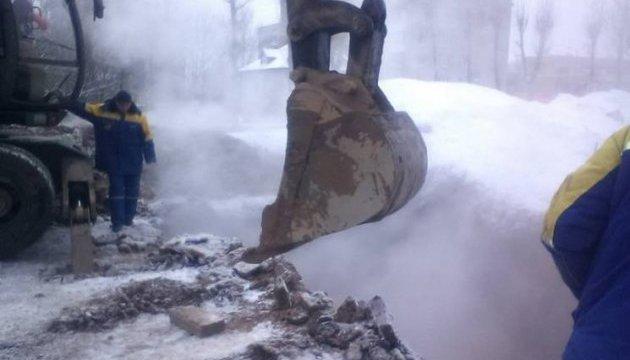У Харкові задіяли для обігріву повітряні теплові гармати - Зубко