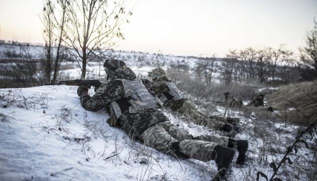 Боевики нарушили перемирие обстрелом под Новогригорьевкой
