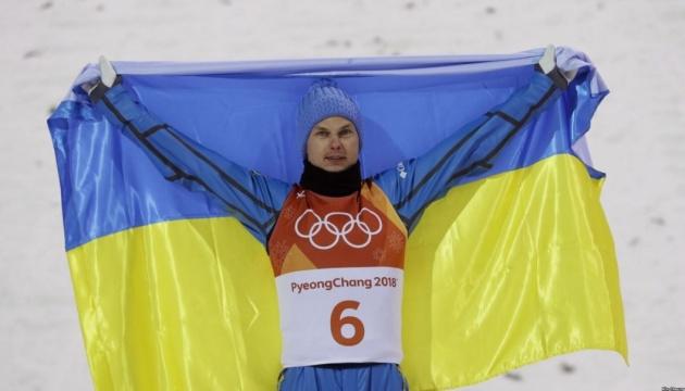 Абраменко пояснив, чому огорнув спортсмена із РФ прапором України