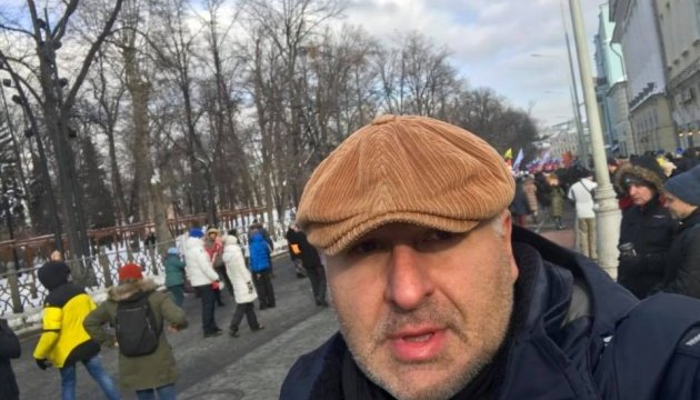Feygin allowed to meet with Sushchenko