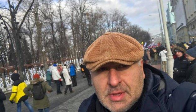 Feygin allowed to meet with Sushchenko
