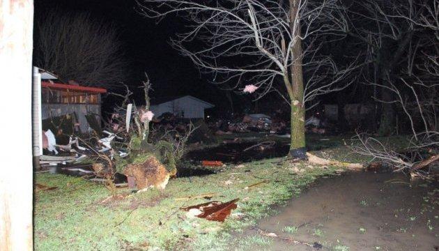 Из-за торнадо в Штатах погибли по крайней мере четыре человека