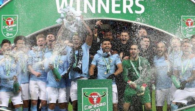 «Манчестер Сіті» виграв Кубок ліги, Зінченко взяв перший трофей в Англії