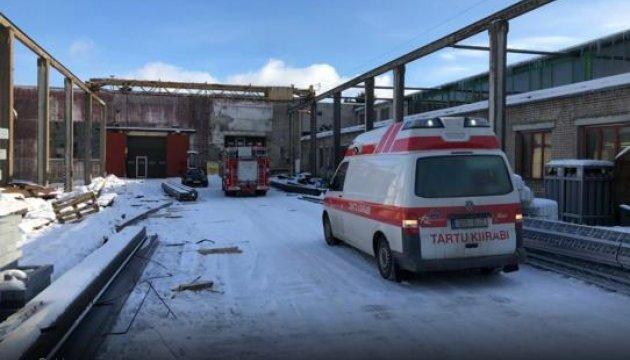 На естонському підприємстві загинув робітник з України