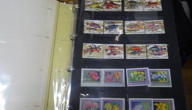Гражданин Германии пытался вывезти из Украины коллекцию марок