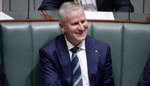 На посту вице-премьера Австралии скандального Джойса сменил Майкл Мак-Кормак