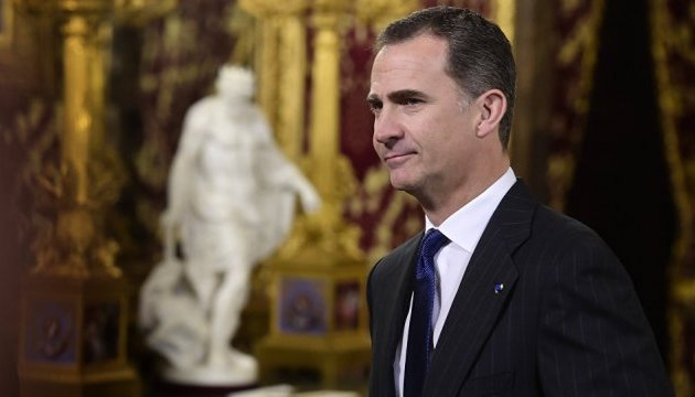 Барселона встретила короля Испании протестами