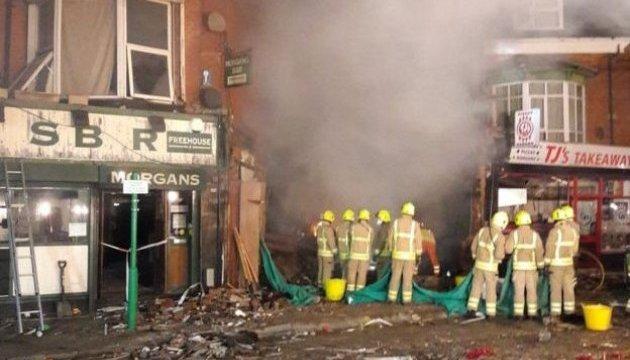 Вибух у магазині в британському Лестері забрав життя чотирьох людей