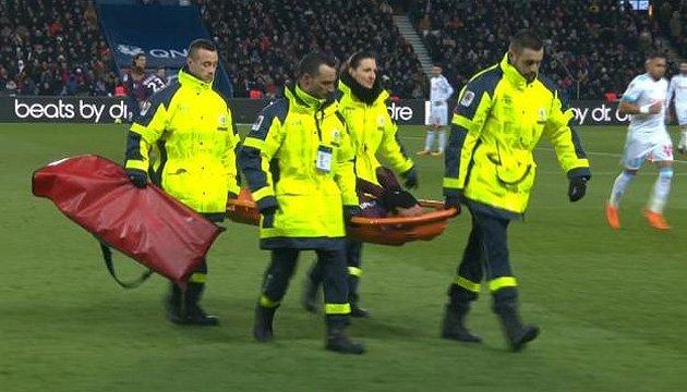 Футбол: Неймар отримав пошкодження у матчі проти